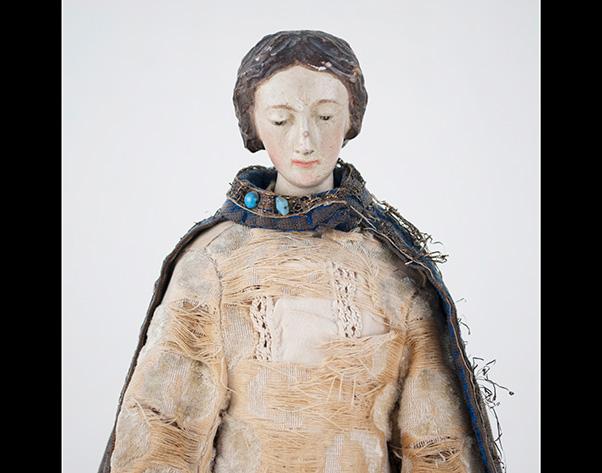 Textilrestaurierung.net Christine Supianek-Chassay Schutzmantelmadonna